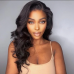 Stema 13x6 Transparent Lace Front Body Wave Wig 200% Density
