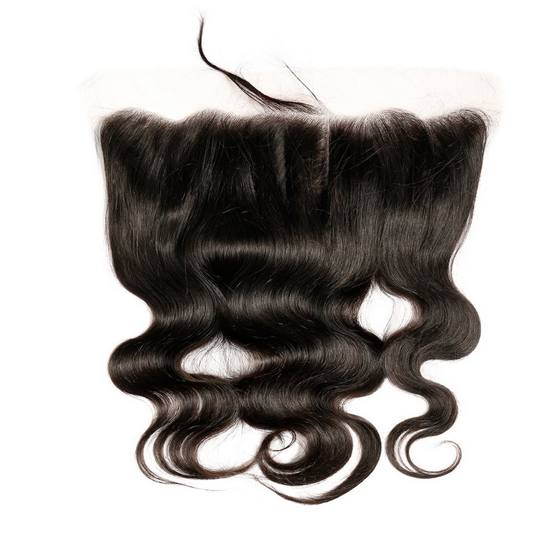 4x13 virgin hair body wave hd lace frontal closure