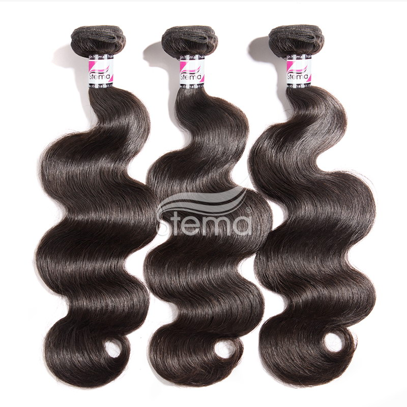 virgin brazilian body wave human hair bundles