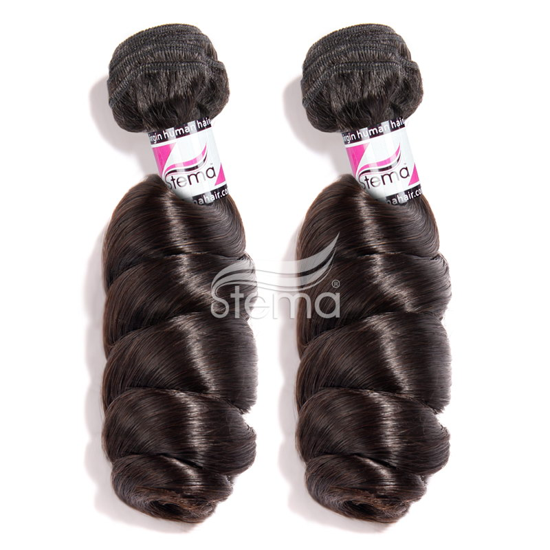 Virgin Brazilian Loose Wave Hair
