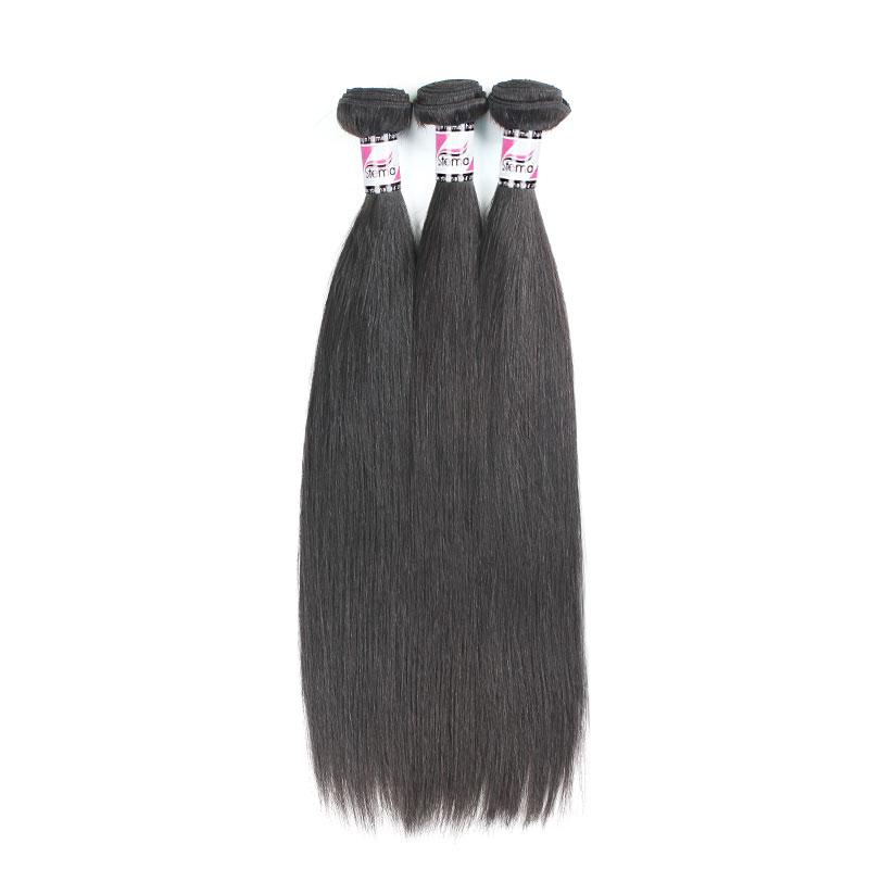 virgin brazilian straight human hair bundles
